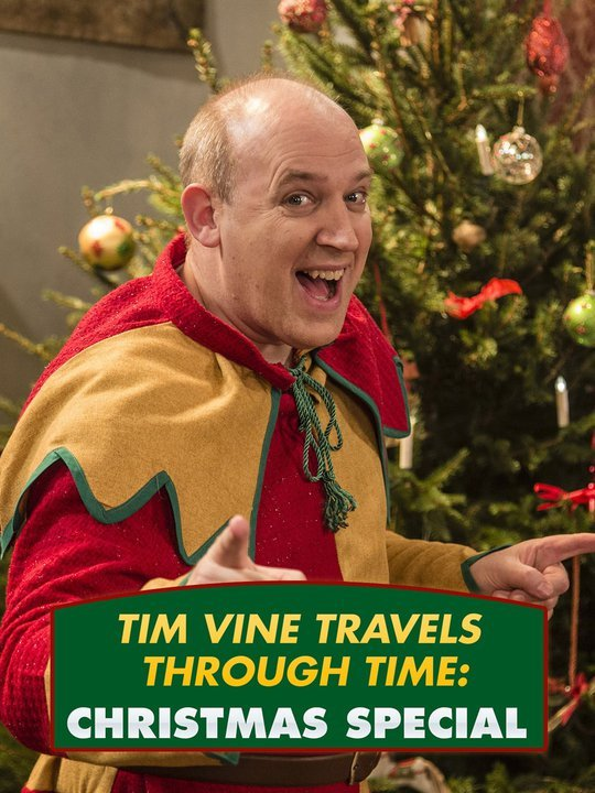 tim vine travels in time xmas